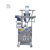 Hot sales automatic 3 / 4 Side Sealing plastic bag automatic shampoo liquid filling packing machine Price