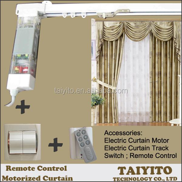 Wireless Control Motorized Curtain Wholesale, Control Motorized Curtain  Suppliers   Alibaba