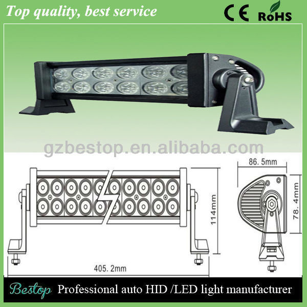 Bestop High Quality Aurora Led Light Bar