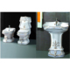 Foshan good quality ceramic golden toilet (0001-1)