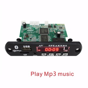 Cheaper Price Realplayer AV Movie Decoder Module For Bangladesh, Hot Sale Audio Video Song Mp3 Mp4 Mp5 Deocder Player Board