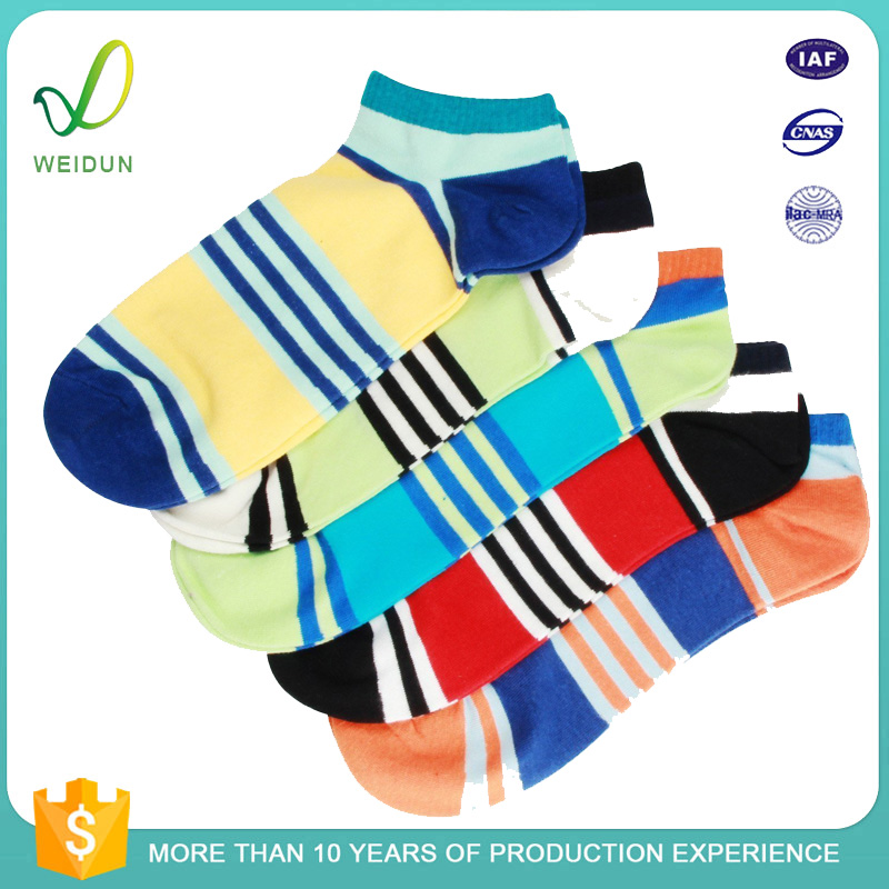 Manufactory New Style Woman Custom Cheap Ankle Socks Knitted Sock