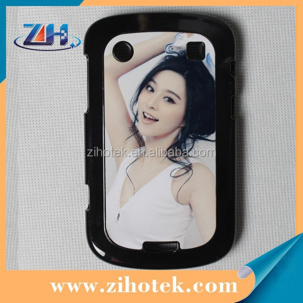 2D blank sublimation mobile phone case for Blackberry 9900