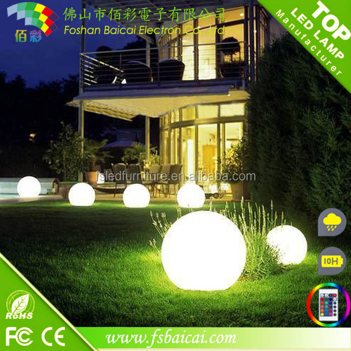 Led Garden Ball Light, Led Garden Ball Light Suppliers And Manufacturers At  Alibaba.com