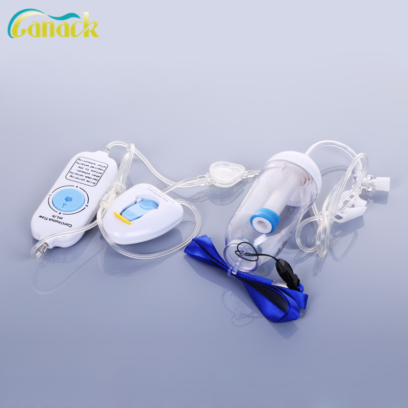 100ml disposable medical infusion ปั๊ม