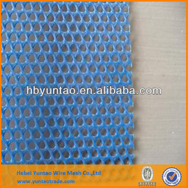 white, green or blue color PE/PP plastic mesh netting manufacturer
