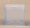 Custom Folding Clear PVC Plastic Packing Box