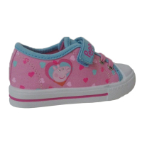 Cheap Casual Canvas Kids Campus Shoes For Girls