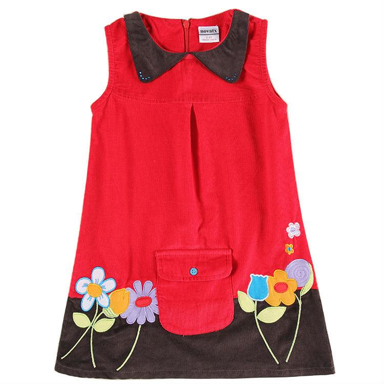 6036c7d7d Buy 5pcs lot flower girl dresses for wedding baby girl dresses for ...