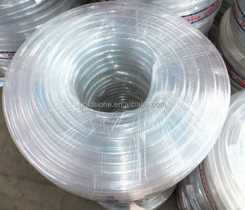 PVC High Pressure Clear Hose For Water Transportation And Flxible Colored Garden  Hose Pipe/tubing