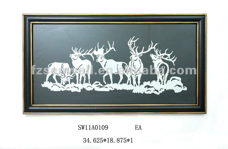 Natural Wooden Wall Plaque for Wall decor/Wall Art