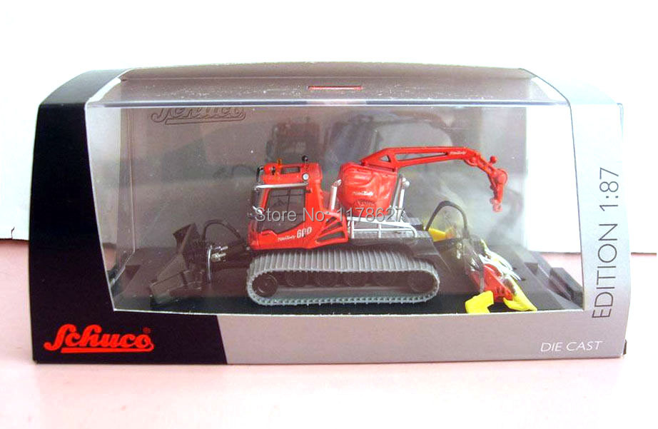 Buy 1:87 scale Pisten Bully Schuco snow cat high detailed EDITION in