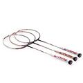 Fashion Carbon Light Badminton Racket 5U Brand Sports Badminton Racket China Elastic G4 Amateur Junior Offensive