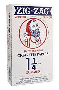 #RP224 24pk rvpm33yh3 Zig Zag Orange Slow-Burning 1 1/4 Rolling Papers 4uln2sp33tsg Display smoking pipe smoke fire match tobacco cigar cigarette
