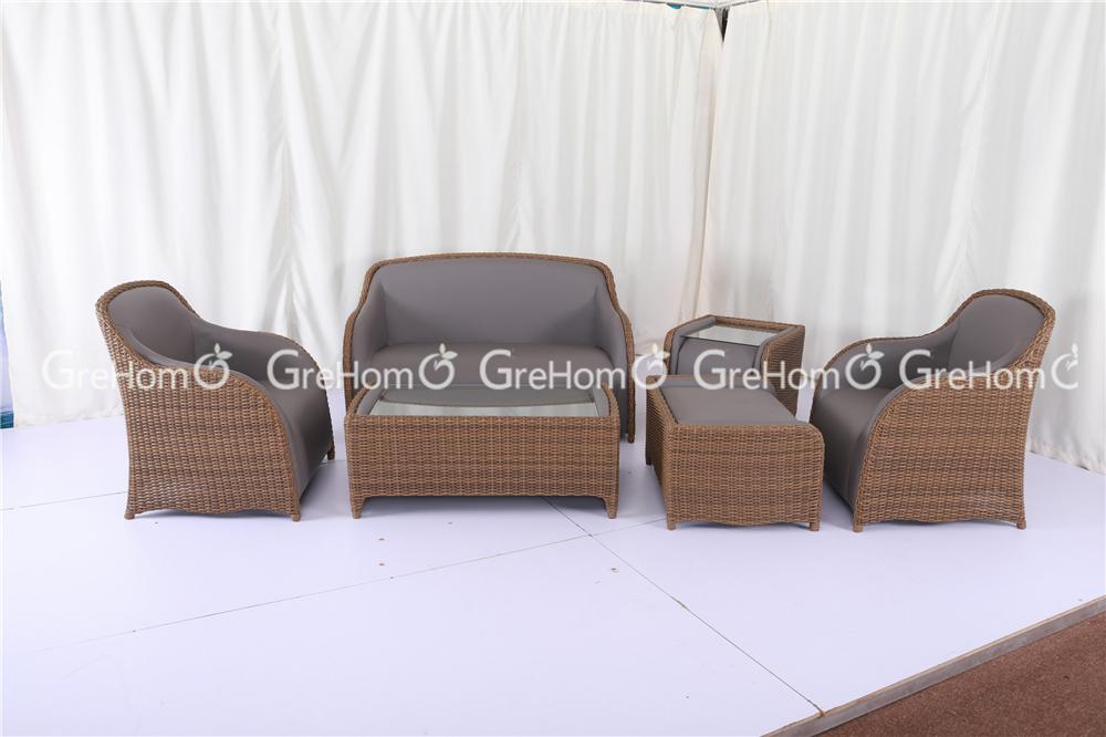 Garden Rattan Sofa Patio Set Leather Hd Designs Outdoor Furniture Buy Hd De