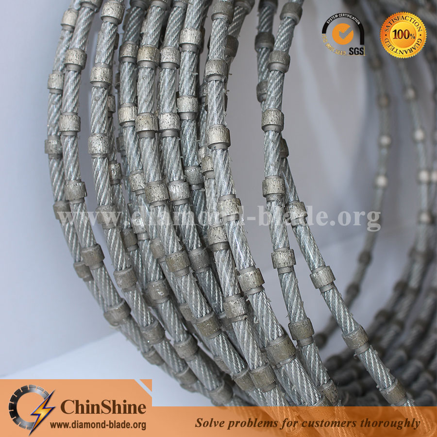 Quality Diamond Wire Saw For Stone Cutting And Granite Marble ...