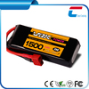 11.1V 3S 1500mAh 20C Rechargeable RC Cars & Trucks Lipo Battery Pack