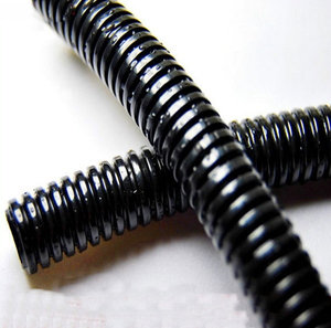 PA Nylon Flame Retardant flexible plastic Corrugated Conduit