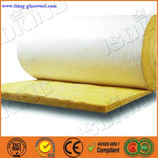 Glass Wool Roof Insulation Batts