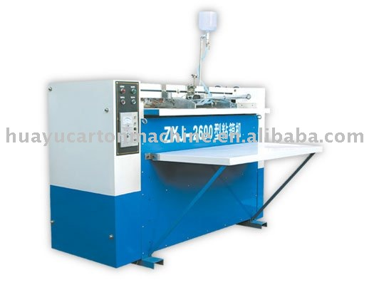 FGA series of carton gluing machine