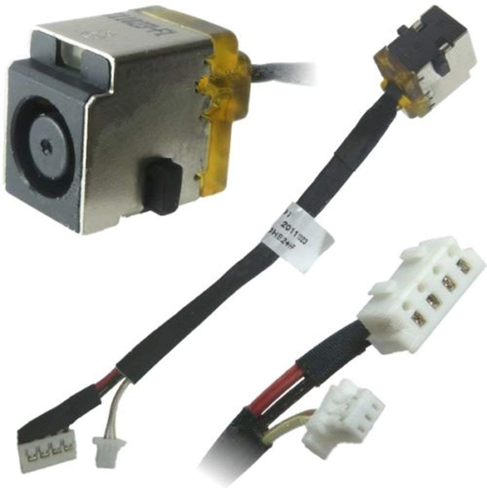 DC Power Jack in cable for HP PAVILION G6-1B81CA G6-1D89WM G6-1D96NR G6-1B97CL