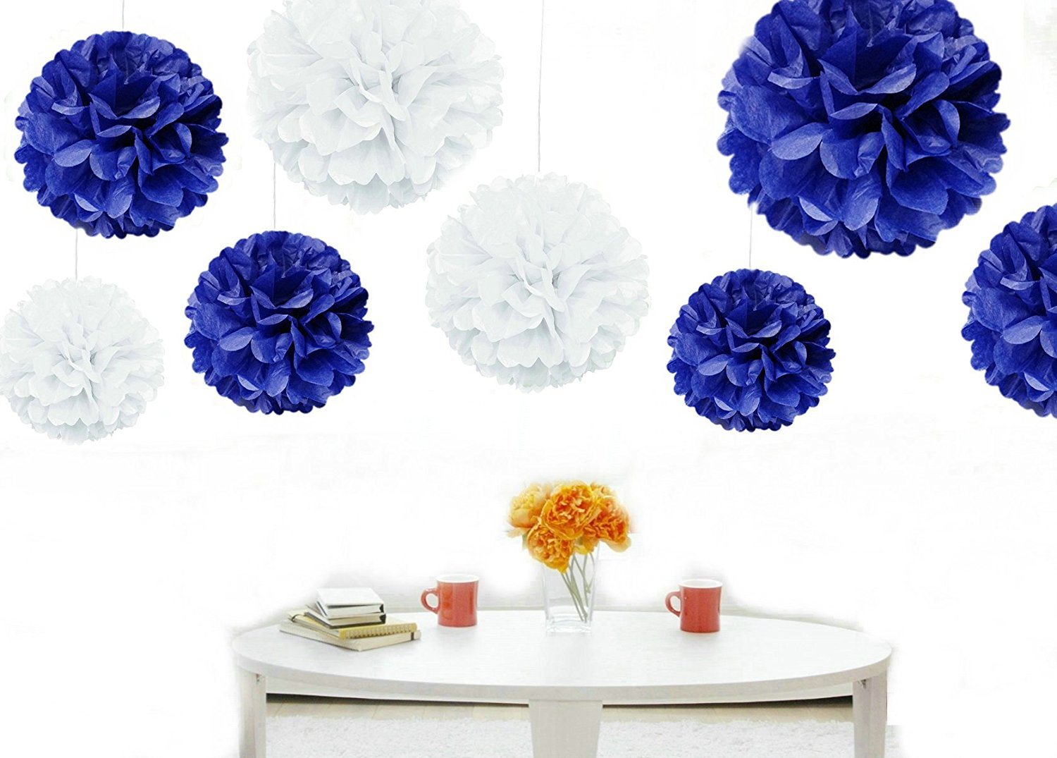 Cheap Blue Paper Flowers, find Blue Paper Flowers deals on line at ...