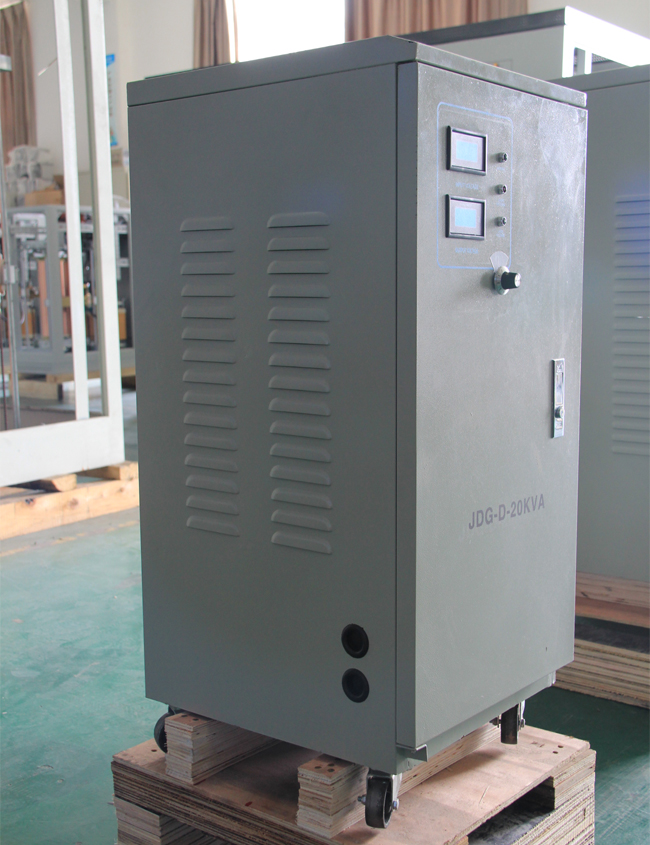 20 kva voltage stabilizer/single phase avr 20kva power regulator for home use