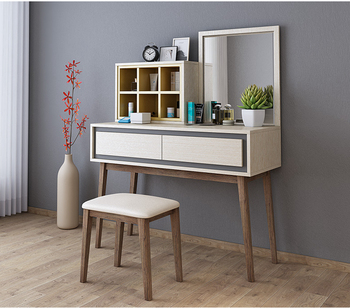 Modern Appearance Nordic Style Mirrored Bedroom Dresser - Buy Nordic  Bedroom Dressing Table,Dresser,Mirrored Dressing Table Product on  Alibaba.com