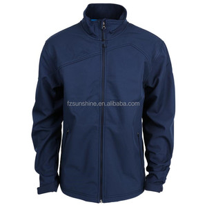 Blue Softshell Mens Tactical Waterproof Jackets