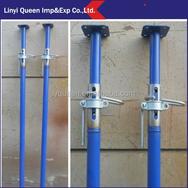 Adjustable Props Jack and Scaffolding Parts Heavy Duty Prop Steel Scaffold for sale