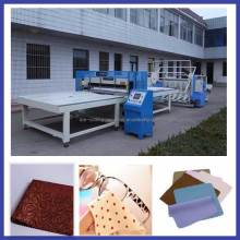 eyes glasses cleaning cloth die cutting machine