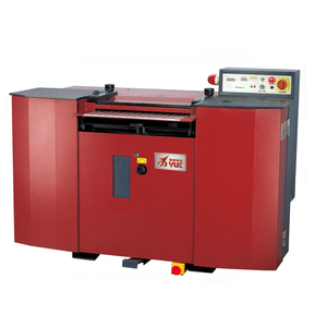 DS-818-420 Intelligent Path Band Knife Leather Processing Splitting Machine