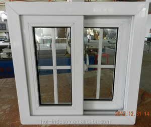 cheap profile upvc grills design for mobile home windows plastic pvc window manufacturer jalousie windows in the philippines