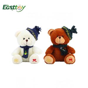Professional factory supply good quality plush christmas toys