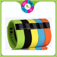 Factory Price Colorful silicone Wrist Smart Bracelet LED Watches