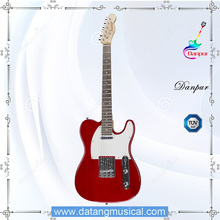 Datang Chinese factory string musical instruments tele guitar custom