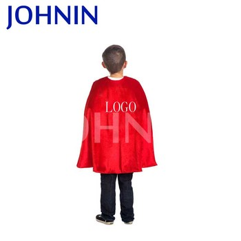 Whole Custom Printed Cosplay Satin Super Hero Capes For Kids