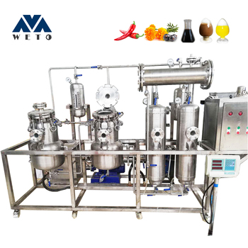 Factory direct sale rosemary oil extract machine for hydrogenating supercritical co2 essential extraction