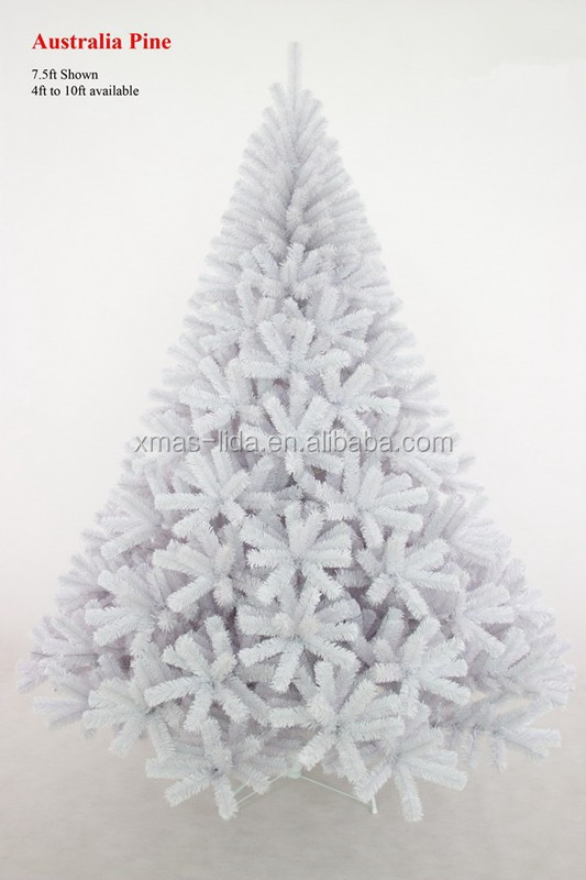 75ft snow pvc christmas tree decorated outdoor living christmas trees buy 75ft snow pvc christmas tree decorated outdoor living christmas treeswhite - White Christmas Tree For Sale