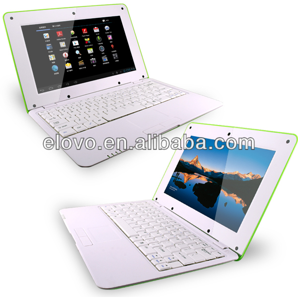 bulk wholesale laptops 10.1 inch VIA WM8880 dual core china made laptop prices in Hong kong