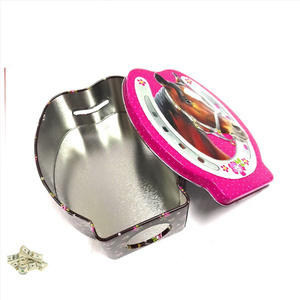 custom make cartoon shape coin bank or money box