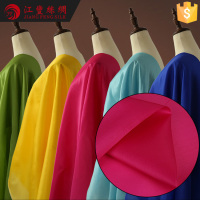 H12 Fashion Dresses Raw Material Natural Silk Fabric For Women