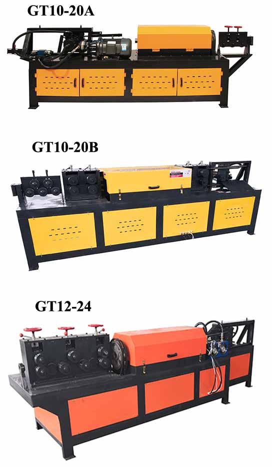 Gleery GT3-6, 6-12,10-20,12-24mm Mechanische null-fehler automatische bewehrungs haarglätter cutter für stahl bar, eisen stange, metall stange