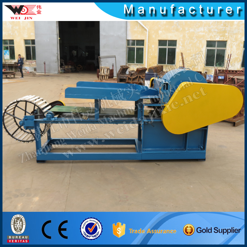 Automatic Natural abaca fiber extractor machine