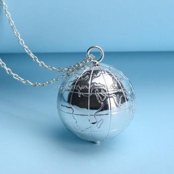 Alibaba china silver globe pendant necklacealloy sweater necklace alibaba china silver globe pendant necklace alloy sweater necklacechristmas ornament aloadofball Choice Image