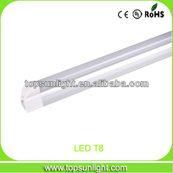 Environmentally friendly and power saving 1200mm led tube lamp t5 10w