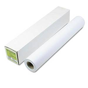 "Hp - 2 Pack - Designjet Universal Bond Paper 21 Lbs. 4.2 Mil 24"" X150 Ft. White ""Product Category: Paper & Printable Media/Printer Paper"""