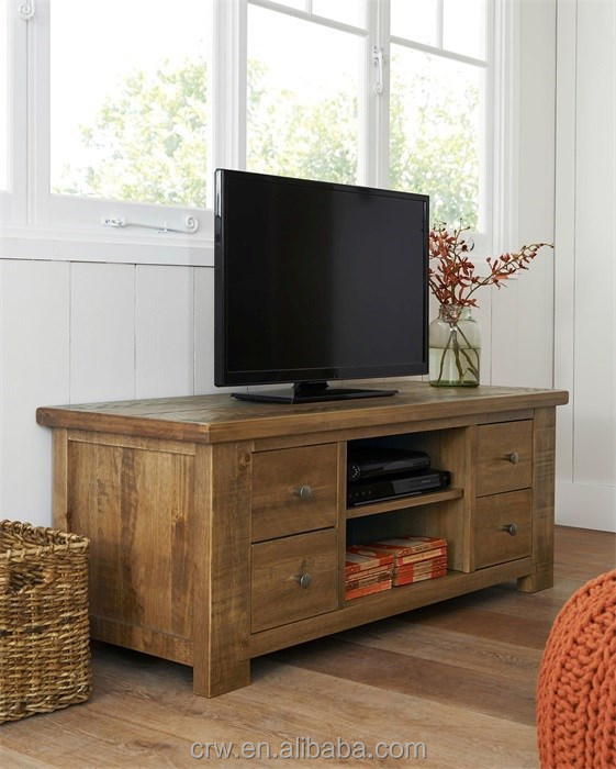 s 4002 hot sale oak tv cabinet with showcase shabby chic tv cabinet. Black Bedroom Furniture Sets. Home Design Ideas