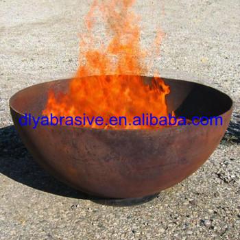 Trade Urance Cast Iron Fire Pit Manufacturer Outdoor Bowls