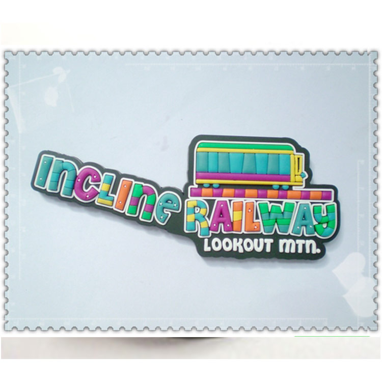 Factory directly offer pvc fridge magnet manufactured in China